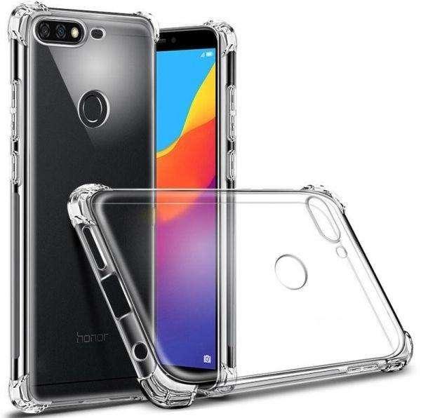 Phonecase Transparente para Huawei Y7 2018 - 0