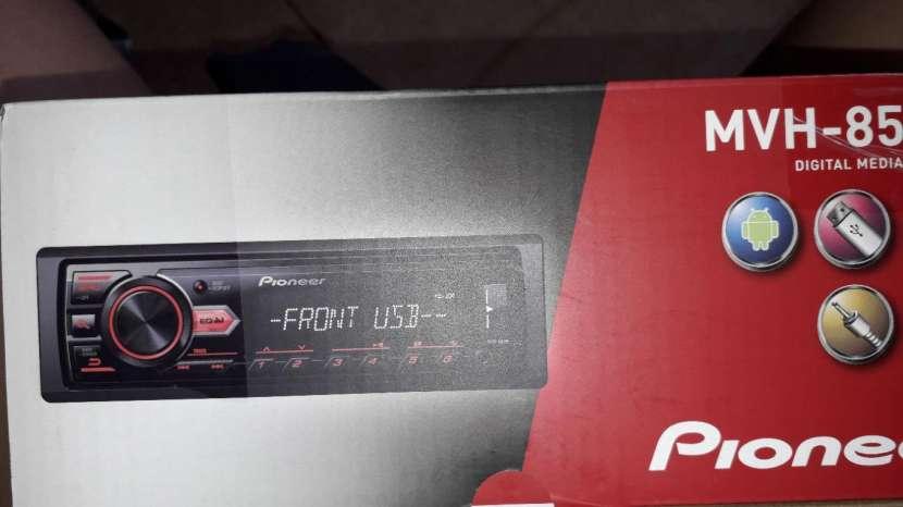 Auto radio Pioneer MVH 85 UV en Oferta!! - 2