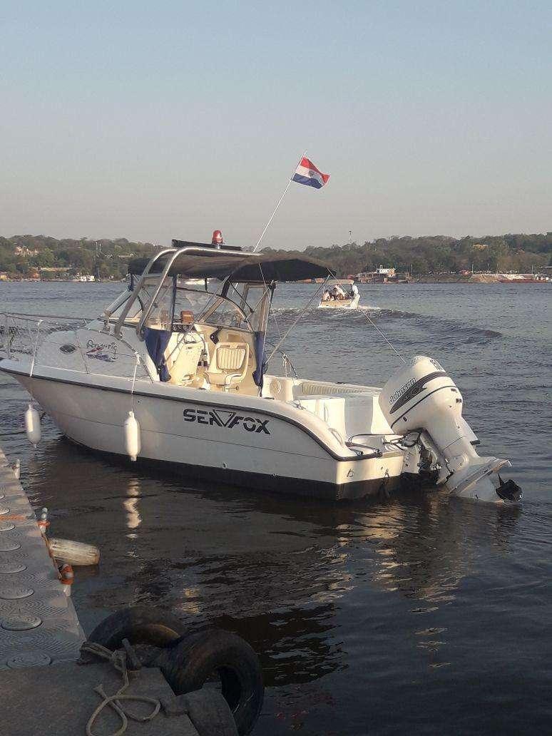 Yate Pesquero Sea Fox 230 - 3