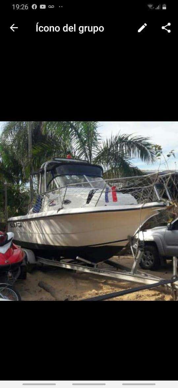 Yate Pesquero Sea Fox 230 - 6