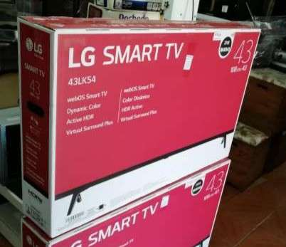 Tv LG smart 43 pulgadas - 2