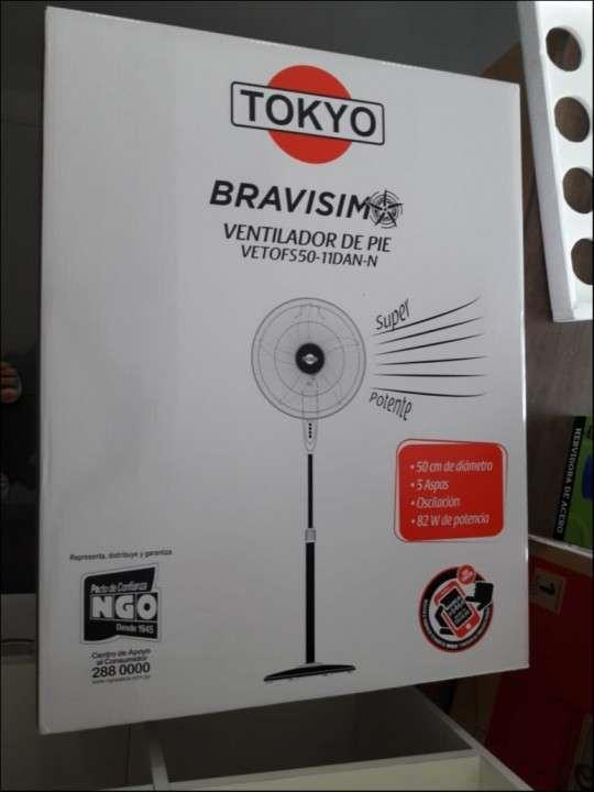 Ventilador Tokyo - 0