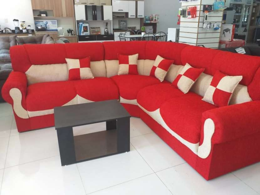 Sofa esquinero - 0