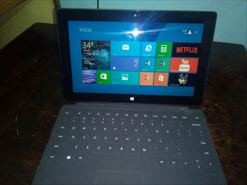 Microsoft Surface Tab 10 pulgadas - 5