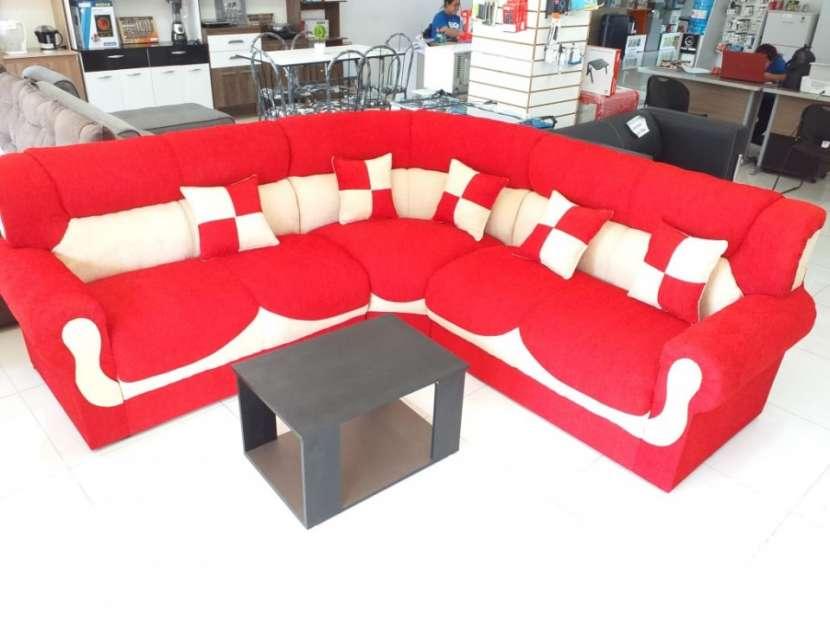 Sofa esquinero - 1
