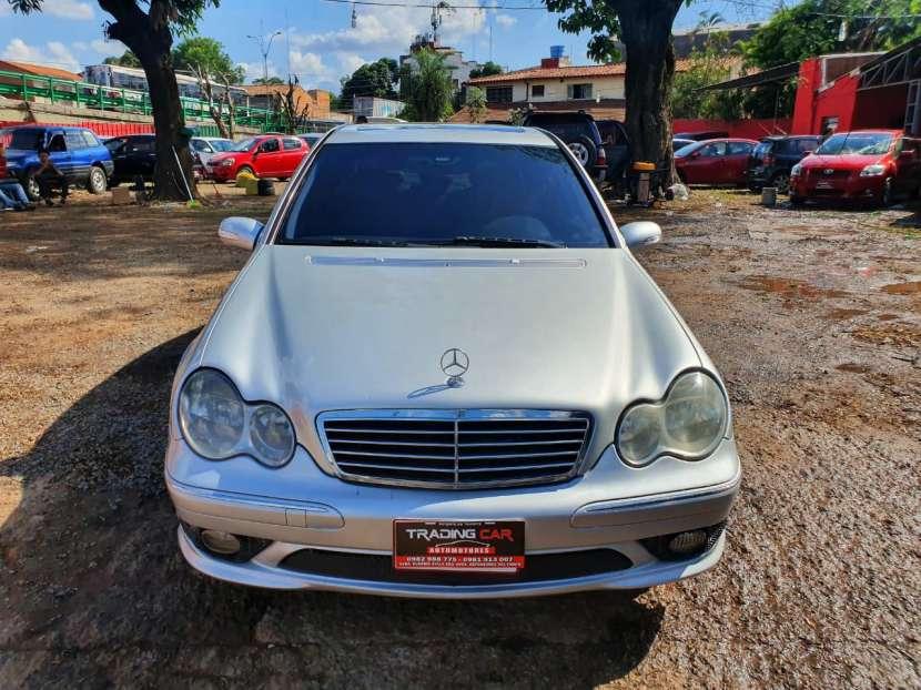 Mercedes benz c230 2007 - 0