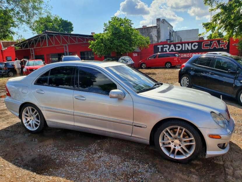 Mercedes benz c230 2007 - 1