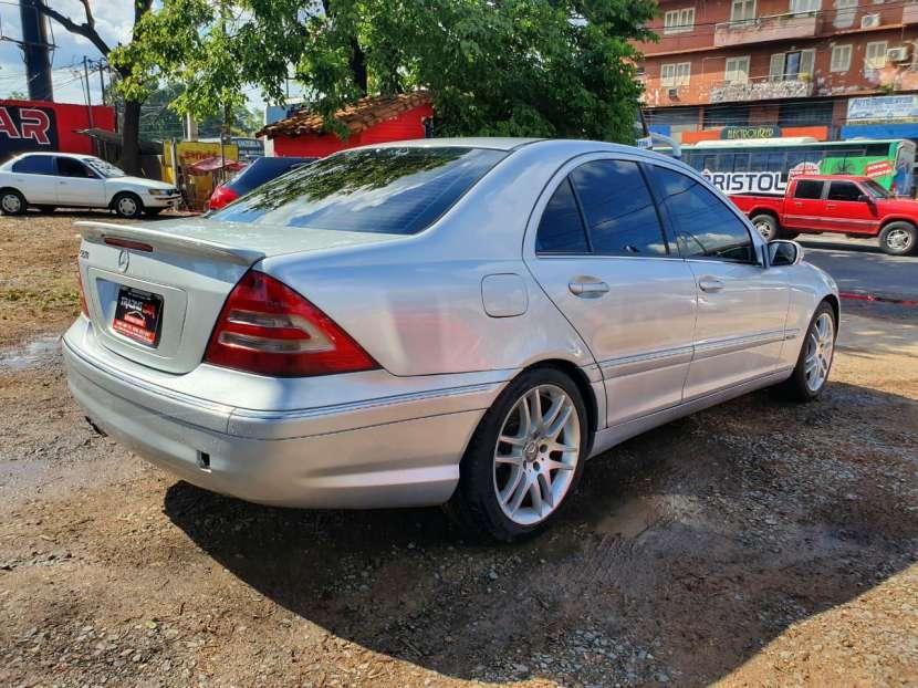 Mercedes benz c230 2007 - 2