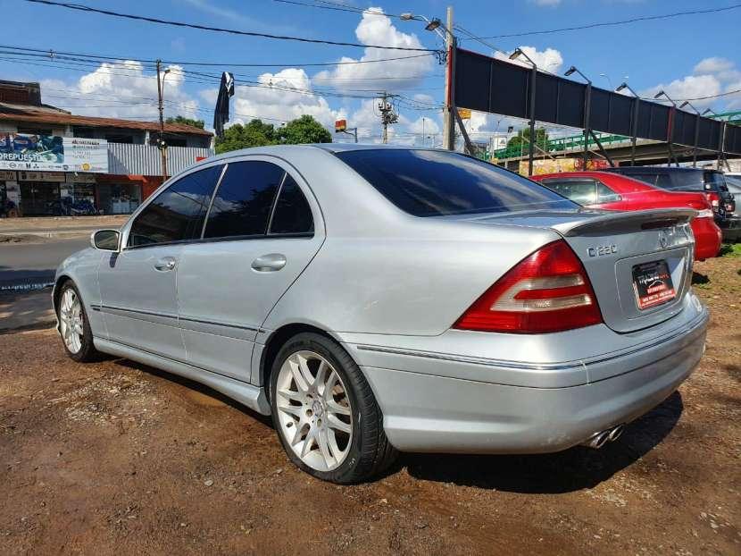 Mercedes benz c230 2007 - 5