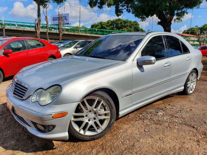 Mercedes benz c230 2007 - 6