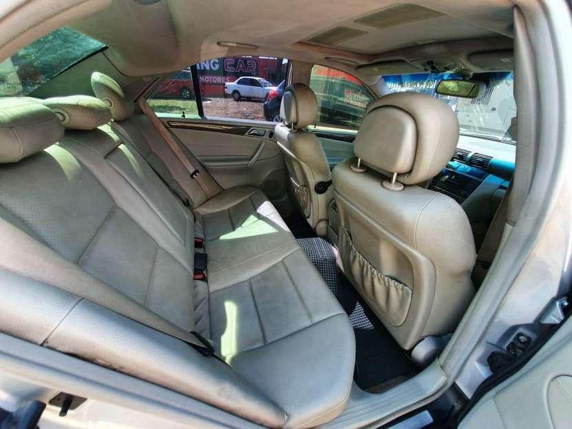 Mercedes benz c230 2007 - 8