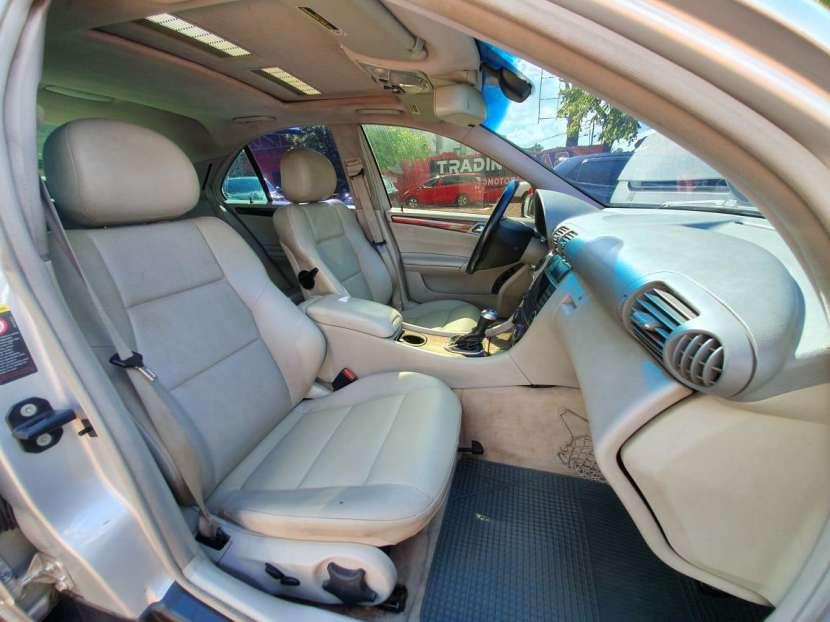 Mercedes benz c230 2007 - 9