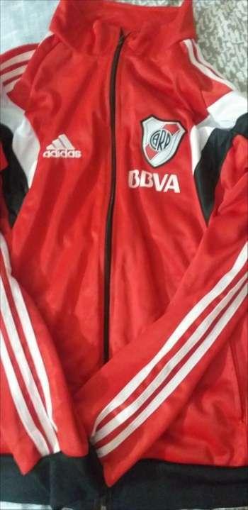 Campera Adidas Club River Plate - 1