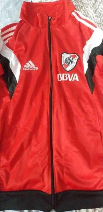 Campera Adidas Club River Plate - 0