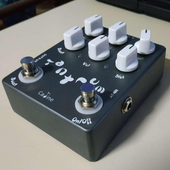 Pedal de distorsión para Guitarra Caline Tantrum - 2