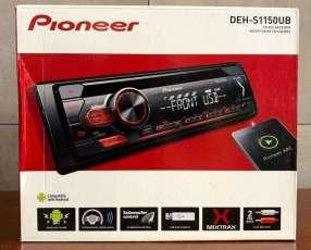 Autoradio Pioneer DEH-S1150UB Mixtrax