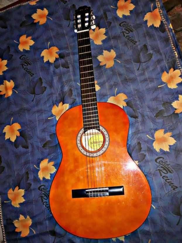 Guitarra clásica Suzuki scg-2 4/4 - 0