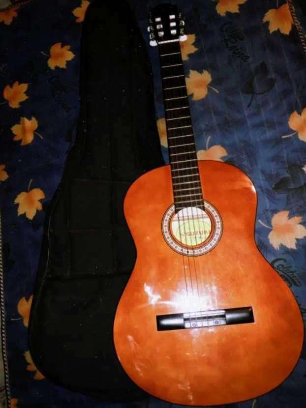 Guitarra clásica Suzuki scg-2 4/4 - 1