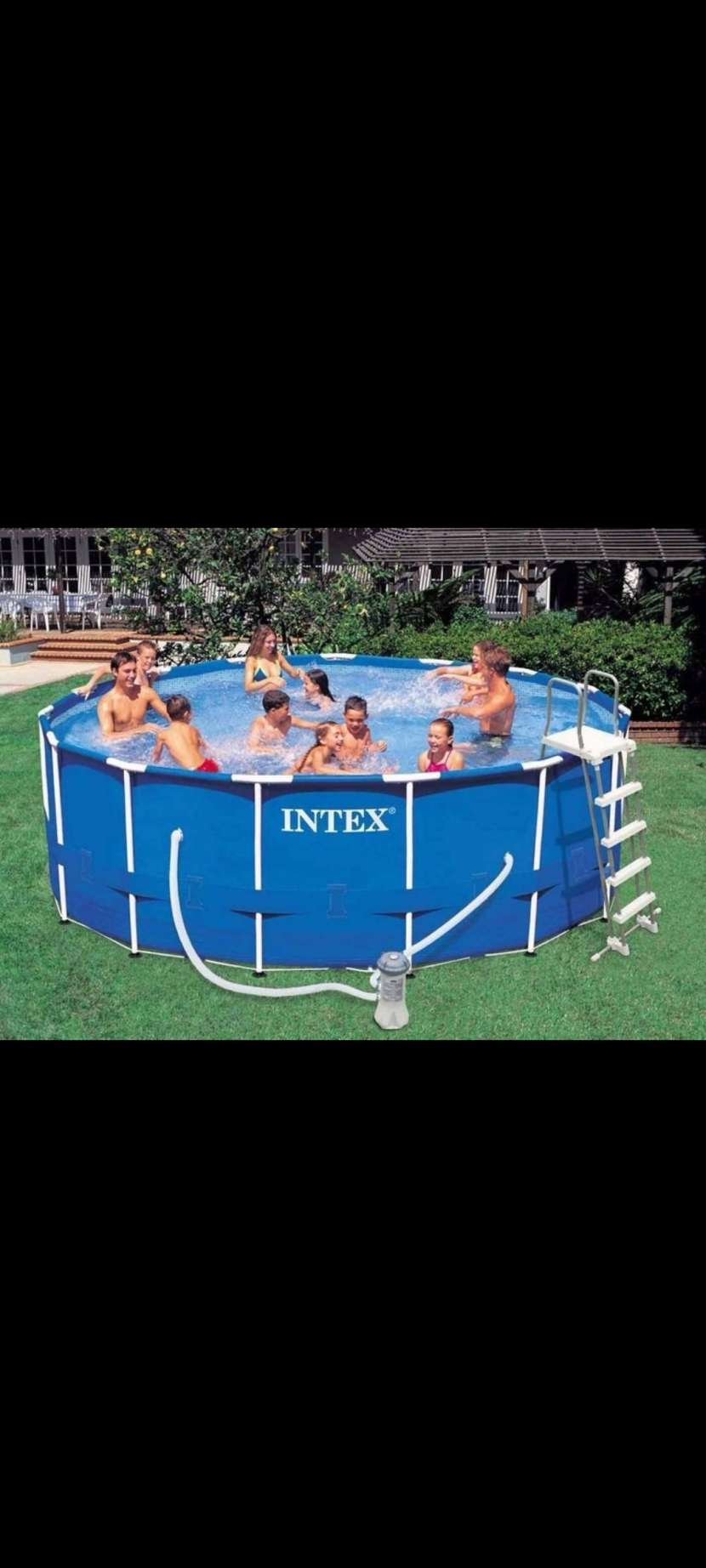 Pileta intex - 0