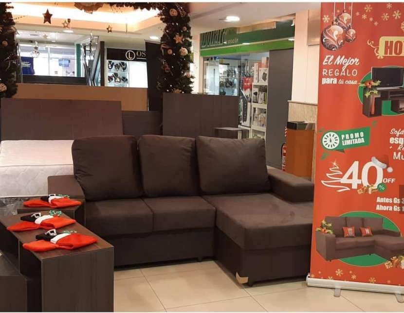 Sofa en L - 0