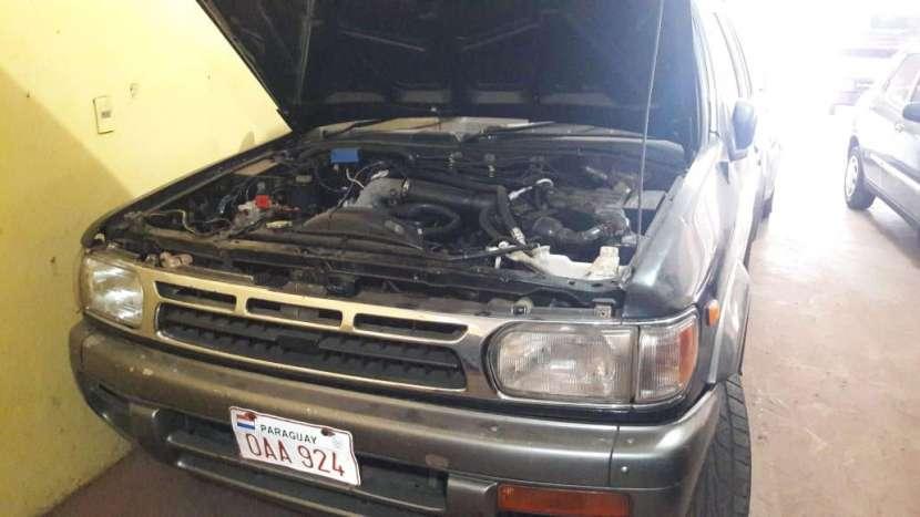 Nissan terrano - 0
