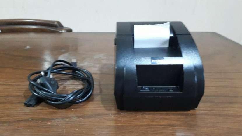 Impresora de tickets térmica - 0
