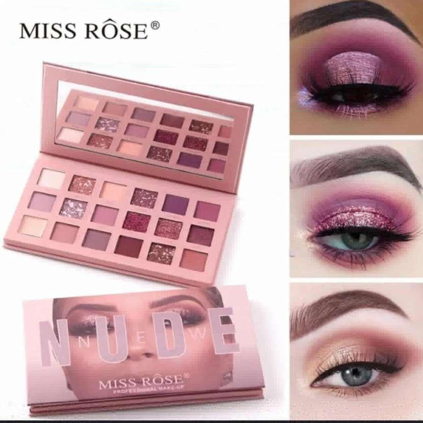 Paleta Miss Rôse - 1