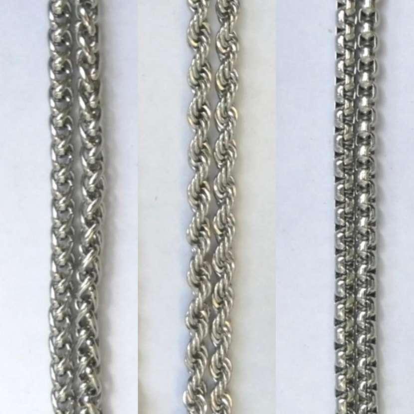 Cadenas de acero inoxidable quirúrgico - 2