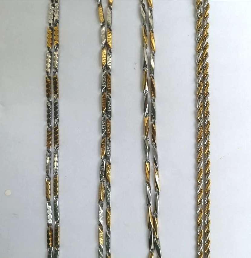 Cadenas de acero inoxidable quirúrgico - 4