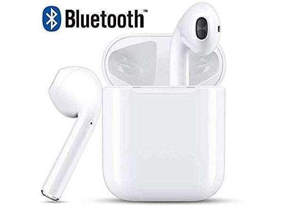 Auriculares bluetooth wireless audífonos portátil - 0