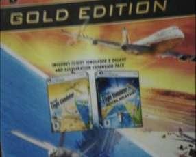 Flight simulator x golden edition
