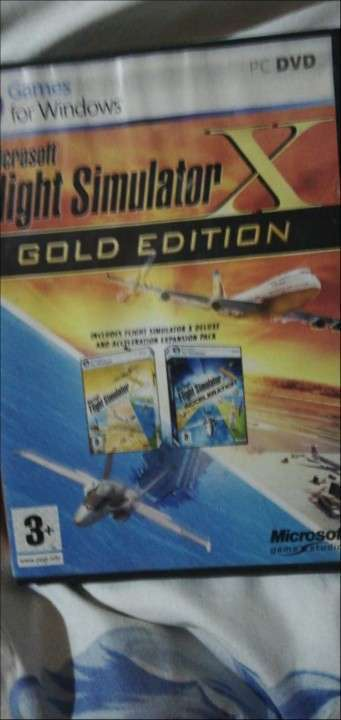 Flight simulator x golden edition - 0