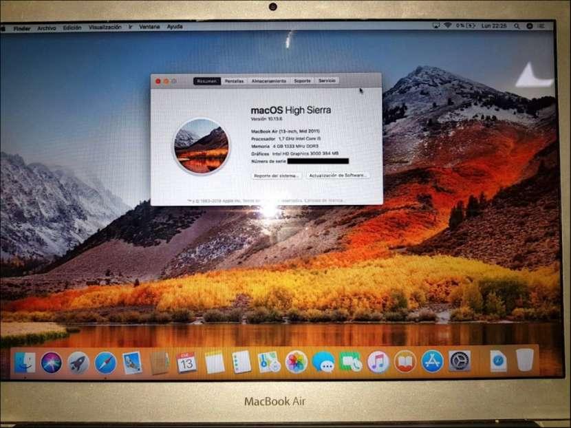 MacBook Air 2011 - 3