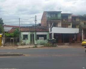 Casa en Ñemby sobre ruta Acceso Sur