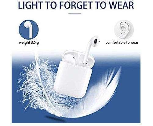 Auriculares bluetooth wireless audífonos portátil - 3
