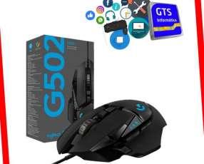 Mouse Gamer Logitech G502 HERO 16.000 dpi c/delivery