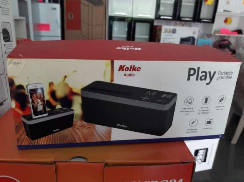 Parlante portable Kolke - 0