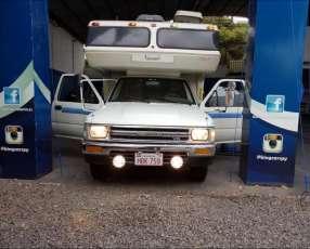 Toyota casa rodante