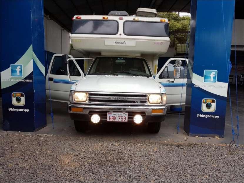 Toyota casa rodante - 5