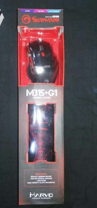 Mouse marvo - 1