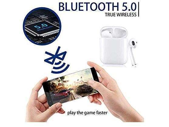 Auriculares bluetooth wireless audífonos portátil - 2