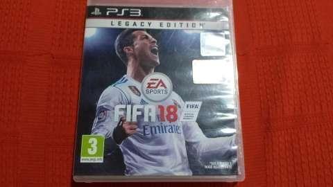 FIFA 18 PS3 - 0