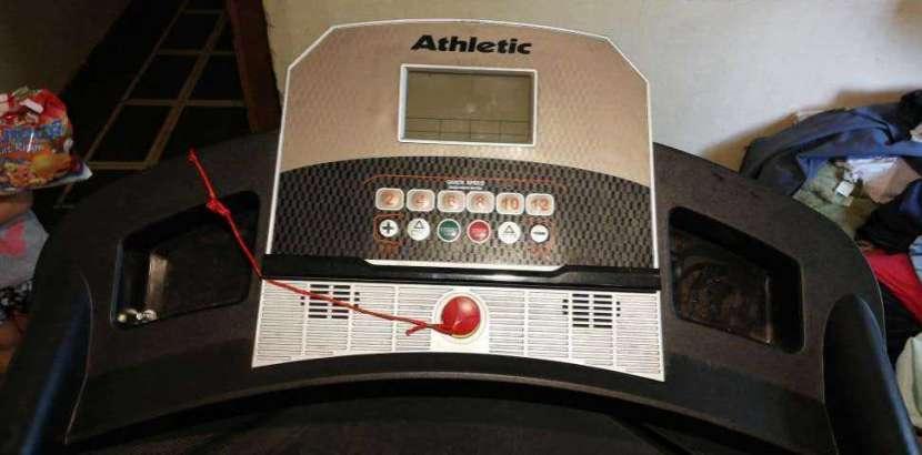 Caminadora Athletic hasta 120 kilos - 2