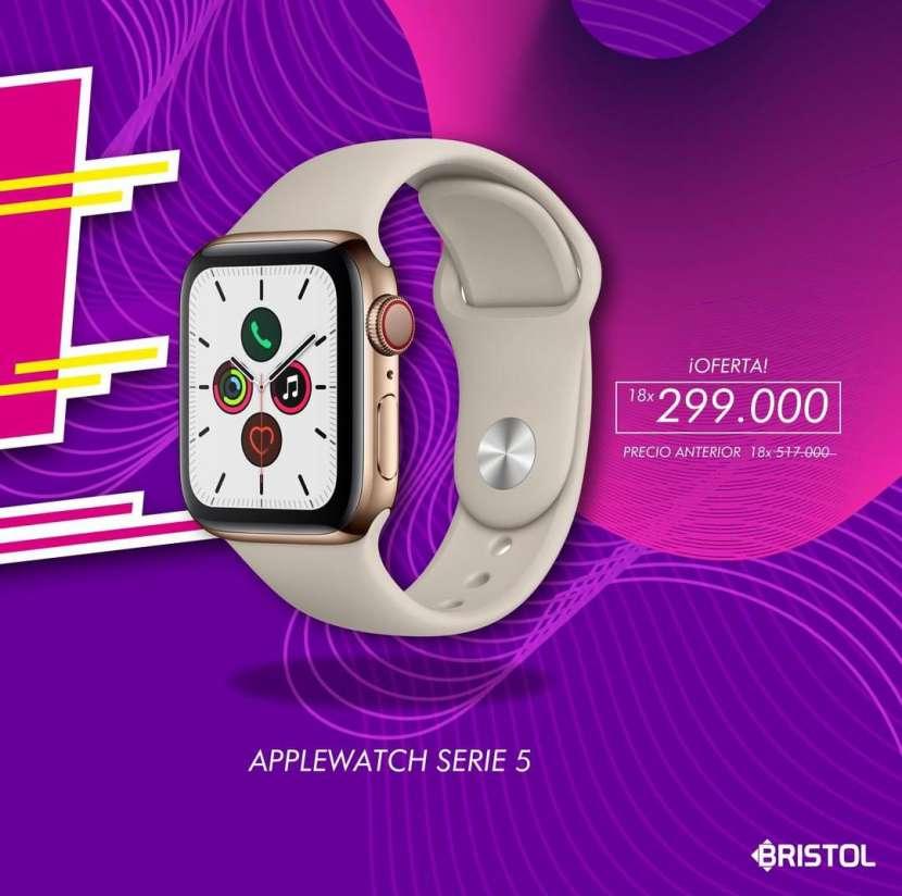 Apple Watch serie 5 - 0