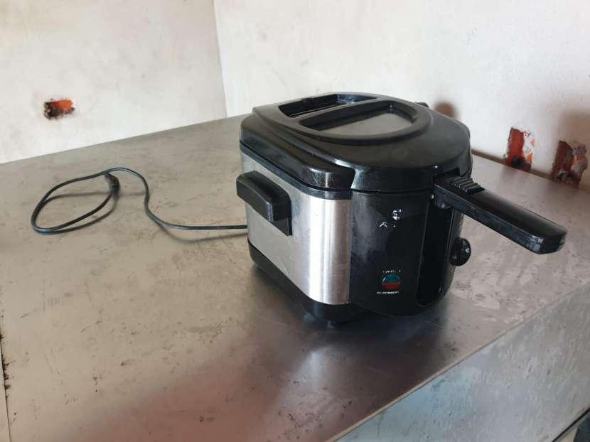 Horno industrial plancha lomitero freidora - 0