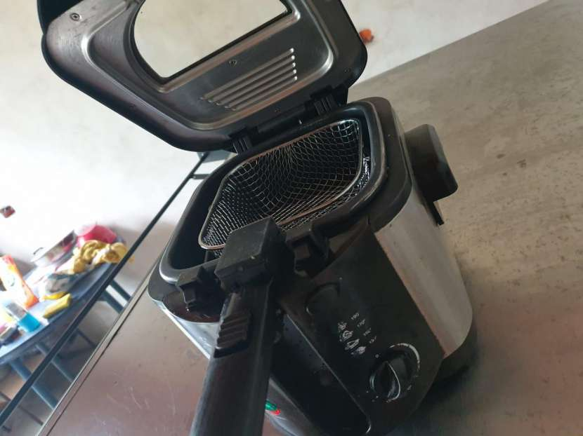 Horno industrial plancha lomitero freidora - 1