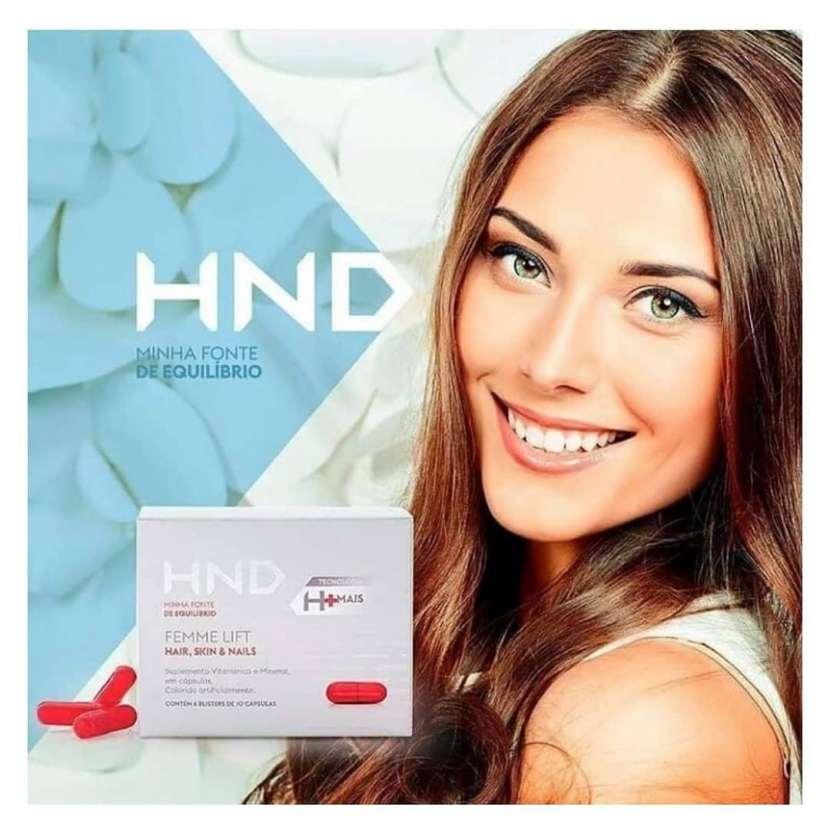 Vitaminas para el cabello piel y uñas - 1