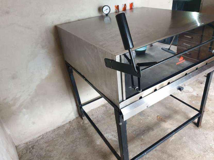 Horno industrial plancha lomitero freidora - 2