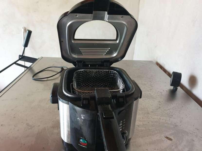 Horno industrial plancha lomitero freidora - 3