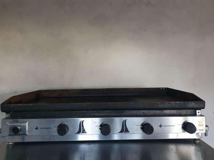 Horno industrial plancha lomitero freidora - 6